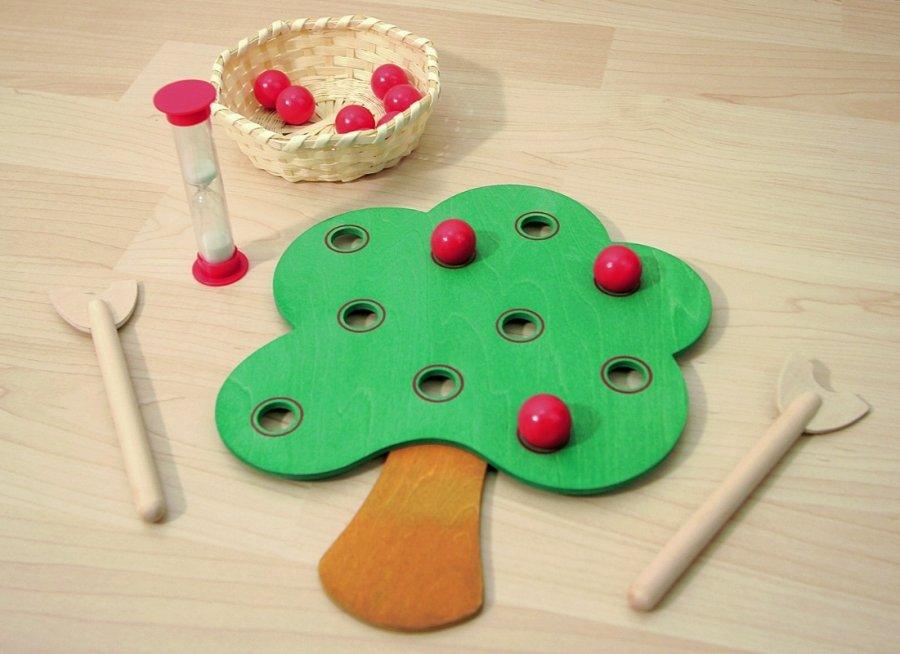 Развивающие игрушки для детей 1-3 лет своими руками 4