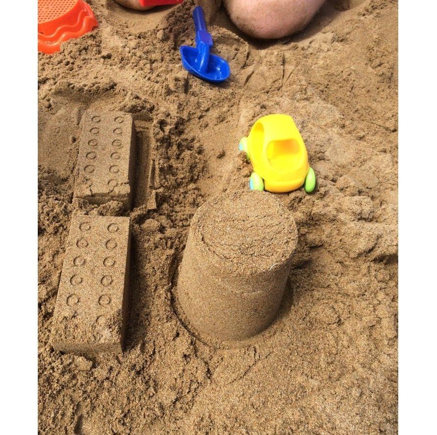 Как сделать кирпичи из песка 93