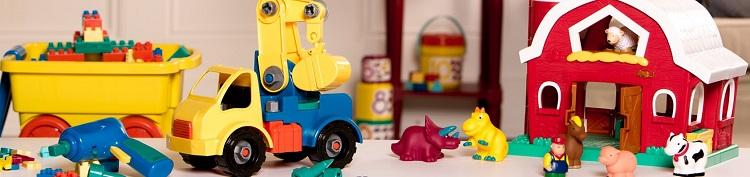 Battat игрушки для малышей