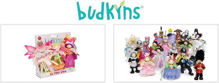 budkyns деревянные куклы фигурки