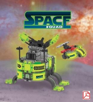 Инструкция для конструктора Clics Space Manual