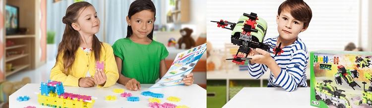 Clics конструкторы для детей