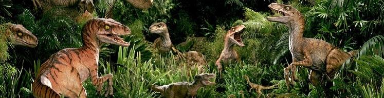Фигурки динозавров