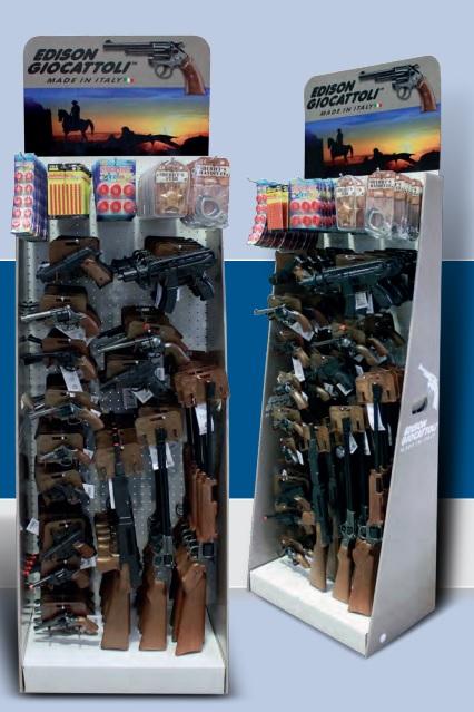 Edison Giocattoli оружие для детей из Италии