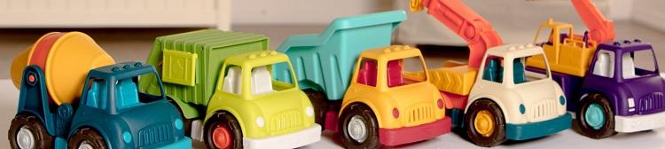 Игрушечные машинки для детей