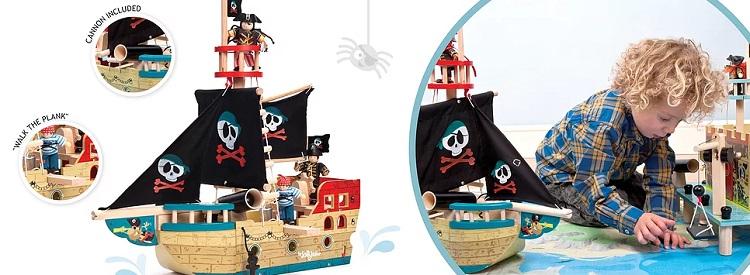 Пираты и корсары фигурки игрушки