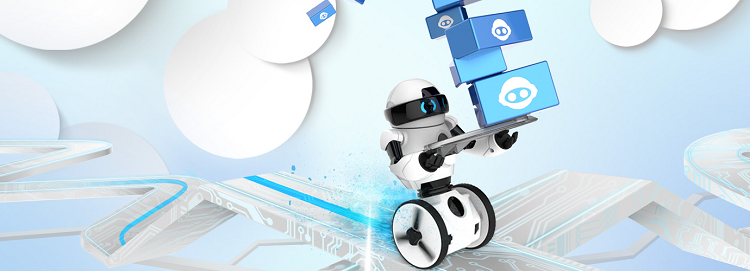 интерактивные роботы Wowwee