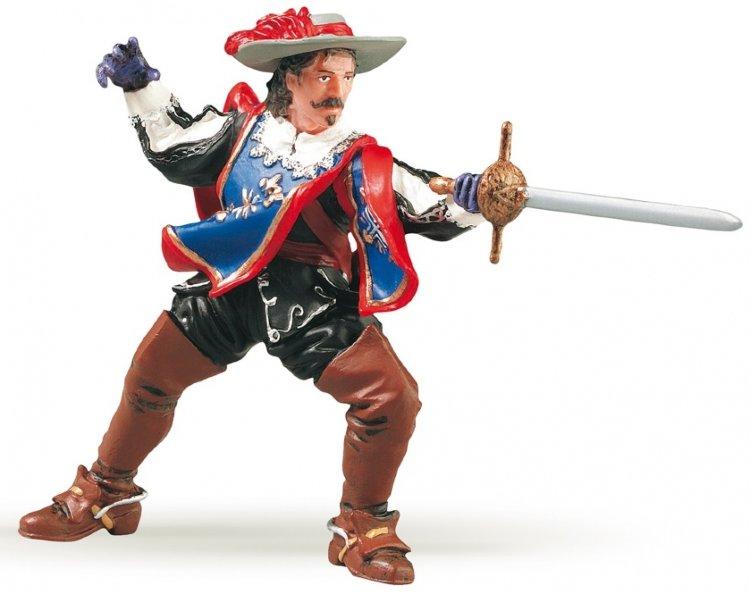 Днем, картинка с днем рождения мушкетеры
