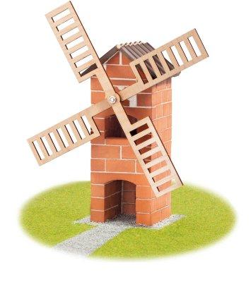 картинка мельница для детей