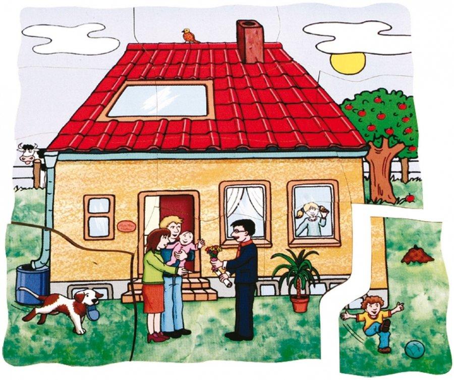 Картинки на тему дом для детей