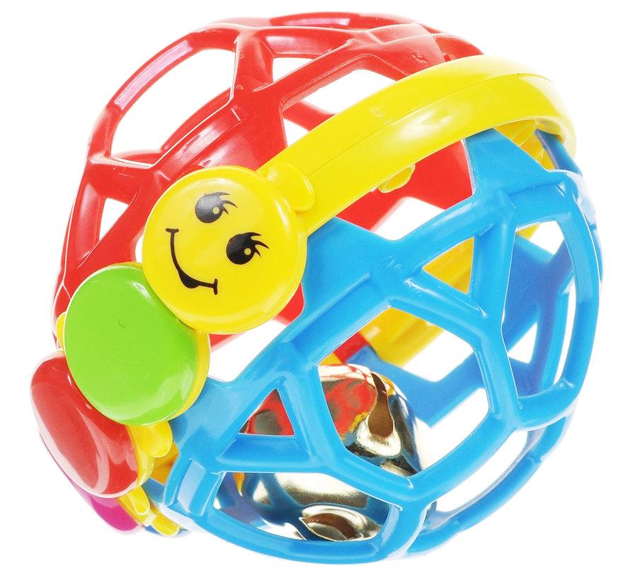 Игрушка погремушка мяч