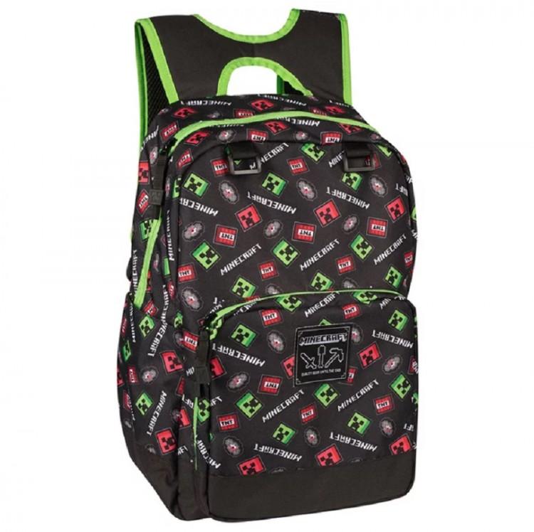 Рюкзак школьный Minecraft Creeper Scatter размер 43 х 30 х ...