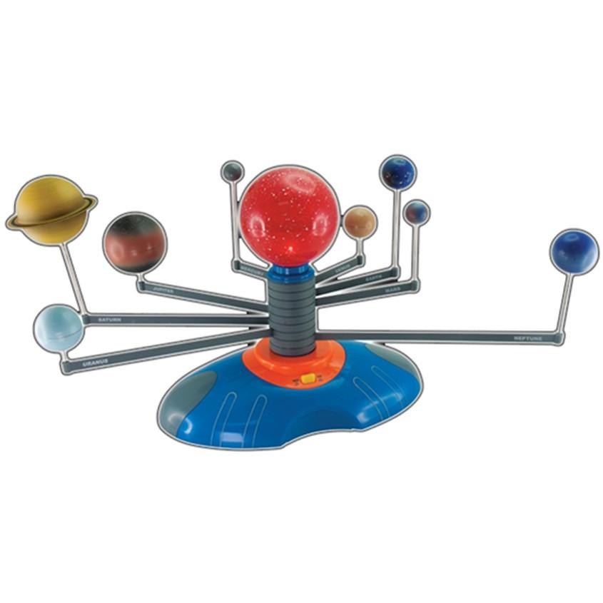 smithsonian solar system model - 845×845