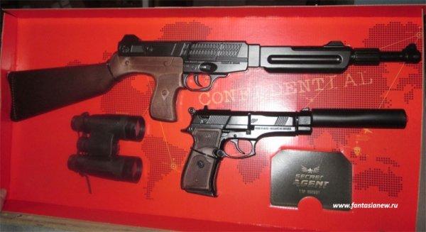 Пистолеты фэнтези